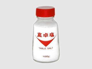 塩事業センター 食卓塩(関東塩業) 100g x10 4530017000015