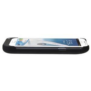 サンコー バッテリージャケット for GalaxyNOTE II (ブラック) BAJFGN2B