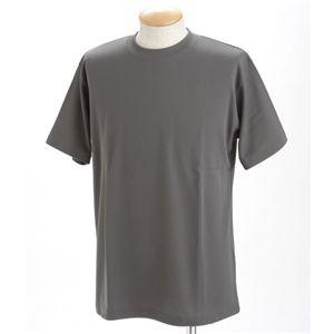 ドライメッシュポロ&Tシャツセット ダークグレー Mサイズ