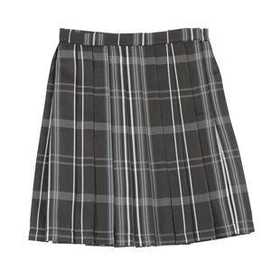〔コスプレ〕 Teens Ever(ティーンズエバー) TE-17SSスカート(ブラック/グレー)M