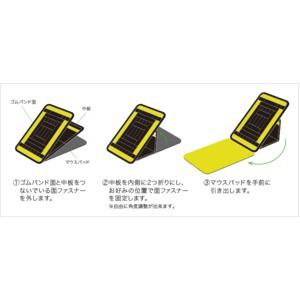 ミヨシ (MCO) GRID IT付 マウスパッド ブルー GZ-03/BL
