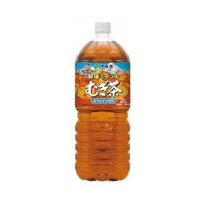 〔ケース販売〕伊藤園 ペットボトル 健康ミネラルむぎ茶 2L×12本セット まとめ買い