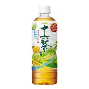 【まとめ買い】アサヒ 十六茶 ペットボトル 600ml×24本(1ケース)