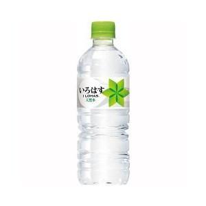 〔まとめ買い〕コカ・コーラ い・ろ・は・す (I LOHAS) 天然水 ペットボトル 555ml×48本入り〔24本×2