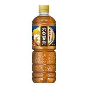 〔まとめ買い〕アサヒ 六条麦茶 PET 660ml×24本(1ケース)