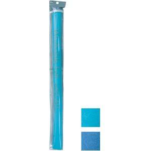 洗えるカラーフェルト(60cm×60cm・青) 【6個セット】 23-204
