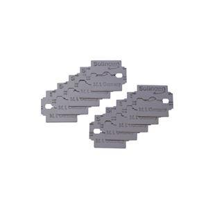 ゾーリンゲン タコの目カッター 替刃10枚組 〔2個セット〕