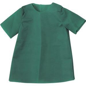 (まとめ)アーテック 衣装ベース 〔J シャツ〕 不織布 グリーン(緑) 〔×30セット〕