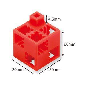 (まとめ)アーテック Artecブロック/カラーブロック 〔うみのなかまセット〕 30pcs 〔×15セット〕
