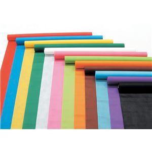 (まとめ)アーテック カラー不織布ロール/布生地 〔4m切売〕 ホワイト(白) 〔×5セット〕