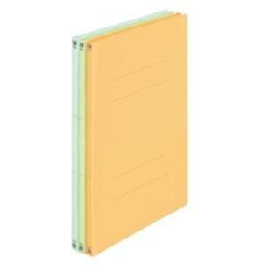 (業務用20セット) プラス フラットファイル/紙バインダー 【A3/2穴 10冊入り】 001N ブルー(青) ×20セット