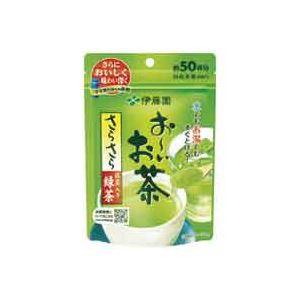 (業務用40セット)伊藤園 おーいお茶抹茶入りさらさら緑茶40g 〔×40セット〕