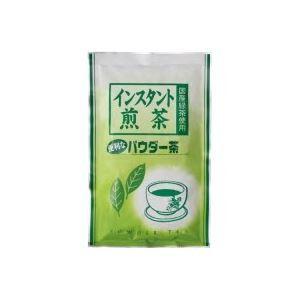 (業務用8セット)寿老園 給茶機用煎茶パウダー60g ×8セット