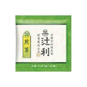 (業務用40セット)片岡物産 辻利 三角バッグ 煎茶 50バッグ入 〔×40セット〕