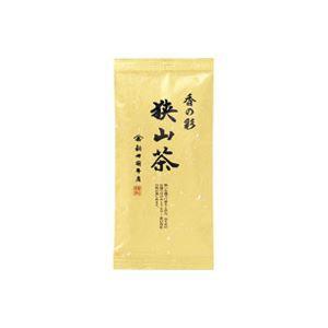 (業務用4セット)新井園本店 香の彩 狭山茶 80g ×4セット