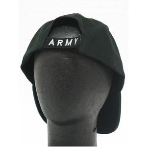 ミリタリーベースボールキャップ HC018NN〔ARMY〕