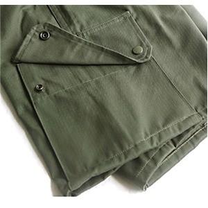 フランス軍放出 AFフィールドショートパンツ オリーブ未使用デットストック  80cm