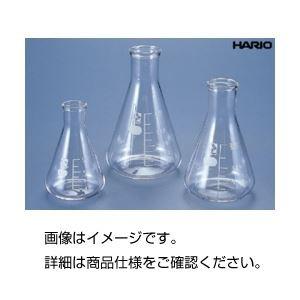 (まとめ)三角フラスコ(HARIO) 1000ml〔×5セット〕