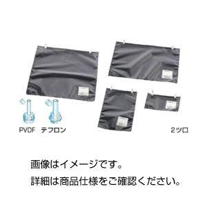 (まとめ)PVDFバッグ(2ツ口)5L〔×10セット〕