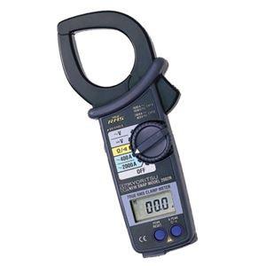 共立電気計器 キュースナップ・交流電流測定用クランプメータ 2002R〔代引不可〕