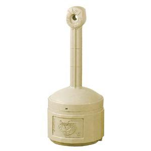 シースファイア スタンド灰皿 直径420mmx高さ980mm J26800B ベージュ 〔業務用/家庭用/屋外/ガーデン/庭