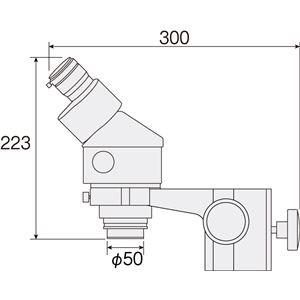 〔ホーザン〕標準鏡筒 L-461