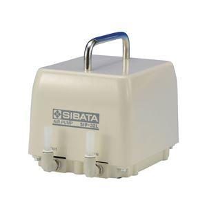 〔柴田科学〕吸引ポンプ SIP-32L型 080800-32