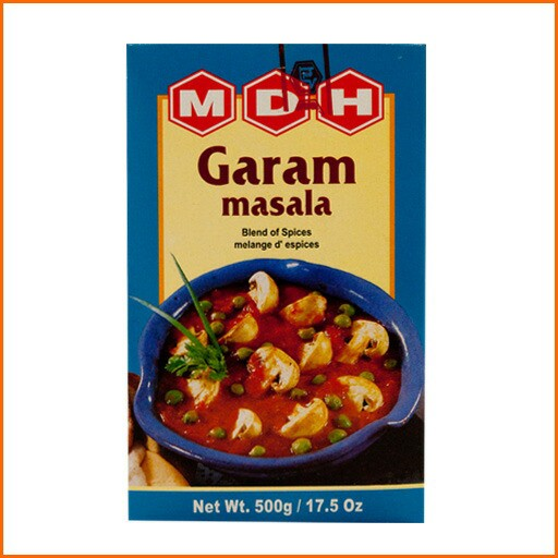 MDH ガラムマサラ 100g  常温便  粉末  Garama Masala  ミックススパイス  パウダー  スパイス  香辛料  ハーブ