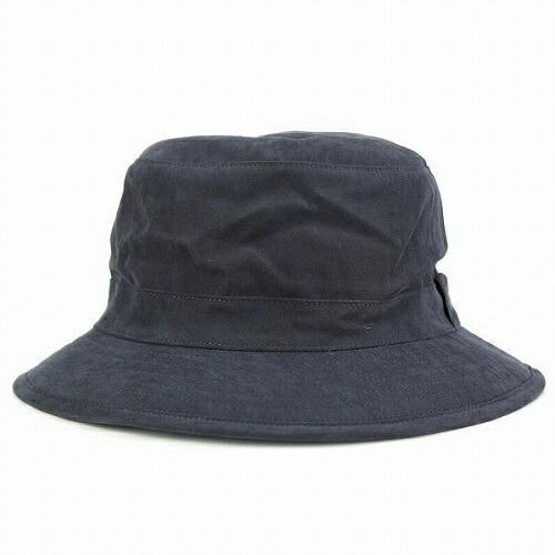 ボルサリーノ borsalino サファリハット 帽子 アウトドア ゴアテックス バケットハット GORE-TEX シンプル タフ ブラック 黒