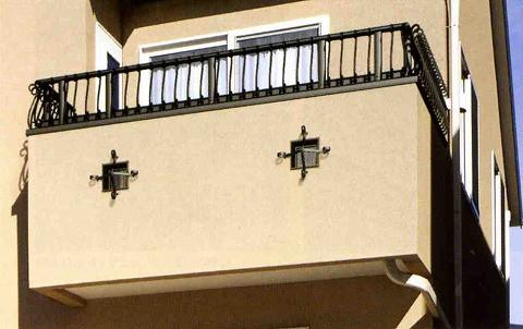 立体妻飾り・壁飾り 25型 アルミ鋳物 シンボル エクステリア