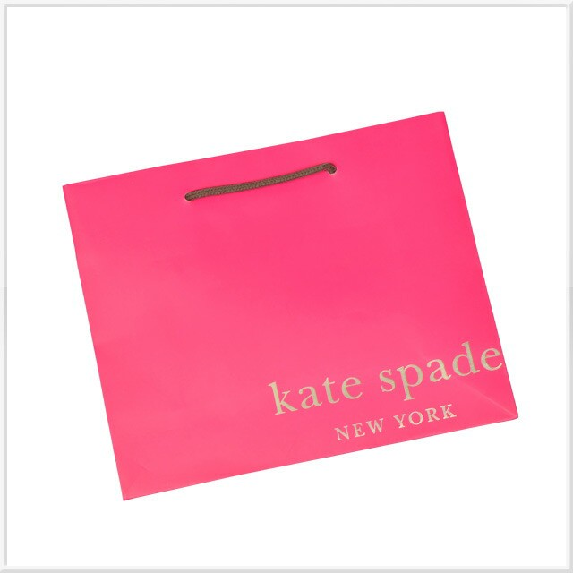 ケイト・スペード ショップ袋(ショッパー) Sサイズ1枚 Aセット