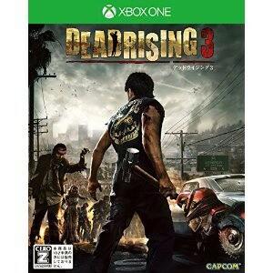 【新品★送料無料メール便】XboxOneソフト Dead Rising 3 メーカー生産終了商品