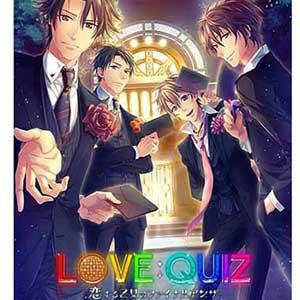 【新品】PS VITAソフト LOVE:QUIZ~恋する乙女のファイナルアンサー~ (通常版) VLJM-30139 (k