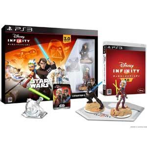 【新品】PS3ソフト ディズニーインフィニティ 3.0 スター・ウォーズ 共和国の終焉 スターター・パック