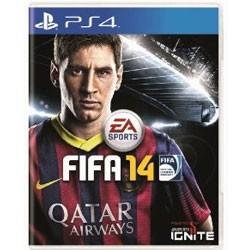 【+5月21日発送★新品】PS4ソフト FIFA 14 ワールドクラス サッカー (セ