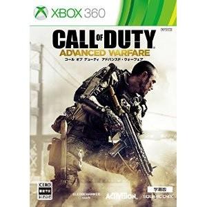 【新品】Xbox360ソフト コール オブ デューティ アドバンスド・ウォーフェア (字幕版) (スク