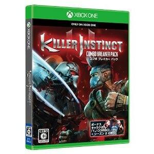 【新品】XboxOneソフト Killer Instinct コンボブレイカー パック 3PT-00022 (マ