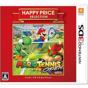 【+5月21日発送★新品】3DSソフト ハッピープライスセレクション マリオテニス オープン (任