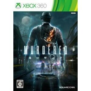 【+5月21日発送★新品】Xbox360ソフト マーダード 魂の呼ぶ声 MURDERED (スク