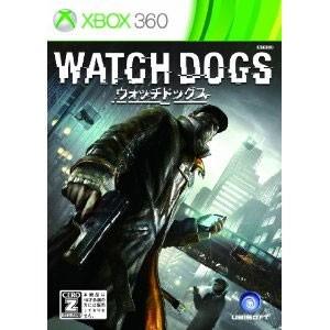 【新品】Xbox360ソフト ウォッチドッグス (CERO区分_Z) (スク