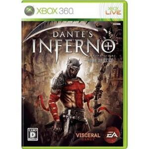 【新品】Xbox360ソフトダンテズ・インフェルノ ~神曲 地獄篇~ (セ