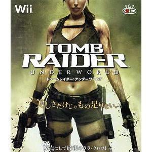 【新品】Wiiソフト トゥームレイダー:アンダーワールド