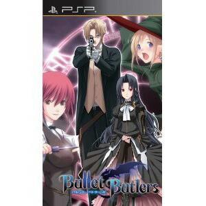 【+5月21日発送★新品】PSPソフト Bullet Butlers 通常版 ULJM-05941 (コナ