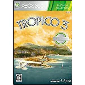 【新品】Xbox360ソフト Tropico 3 トロピコ 3 Xbox 360 プラチナコレクション SLF-00003 (マ
