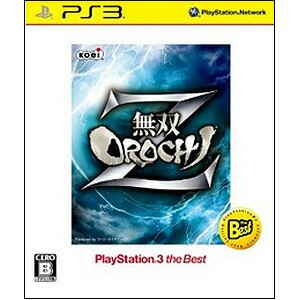 【新品】PS3ソフト 無双OROCHI Z PS3 the Best BLJM-55031 (k 生産終了商品