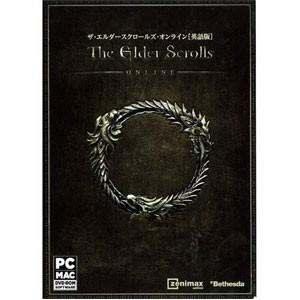 【4月18日発送★新品★送料無料メール便】PCソフト The Elder Scrolls Online 英語版 (Win Mac)