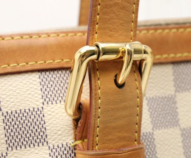 【バッグ】 ルイ ヴィトン ダミエアズール ハムステッドMM トートバッグ ショルダーバッグ ショルダートート N51206