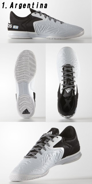adidas スニーカー フットサル