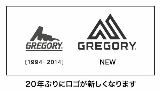 2015年春夏よりグレゴリーのロゴが新しくなります。在庫は旧ロゴ・新ロゴが混在しており、旧ロゴから順次発送となります。ご希望の商品のロゴが、新・旧どちらで届くかはお知らせいたしておりません。どちらか気になるお客様は、お手数ですがお問い合わせください。