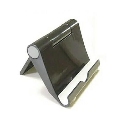 メール便/NEC LifeTouch NOTE D000-000010-N02[7インチ]機種対応ポータブル タブレットスタンド 黒 と 反射防止 液晶保護フィル